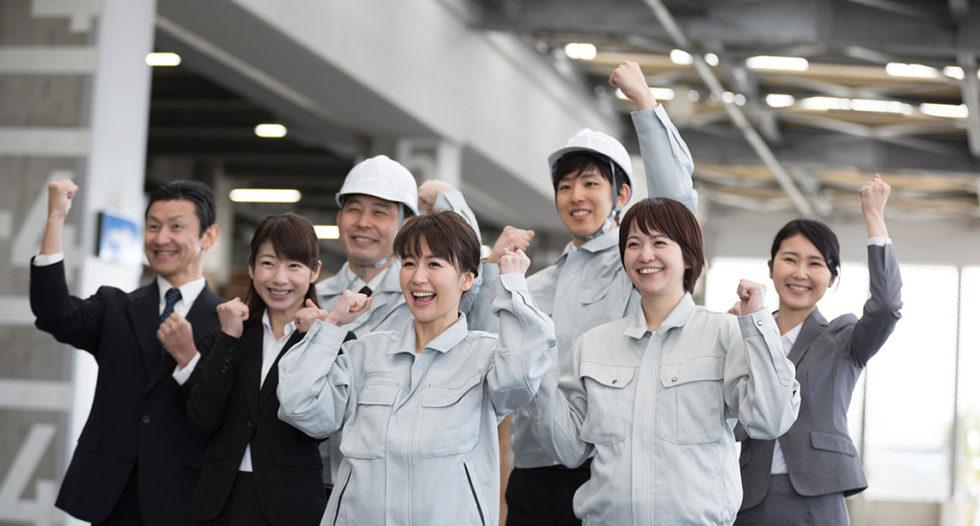 工場・倉庫・製造業も電気で応援